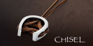 Chisel - Chisel jewelry features contemporary jewelry designs for both men and women.