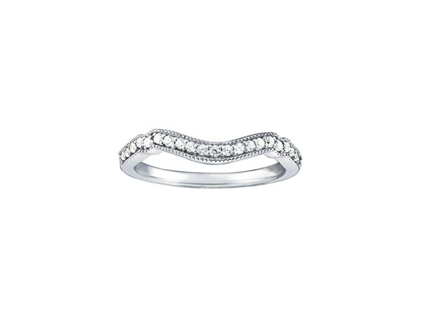 Ladies Wedding Band by Overnight