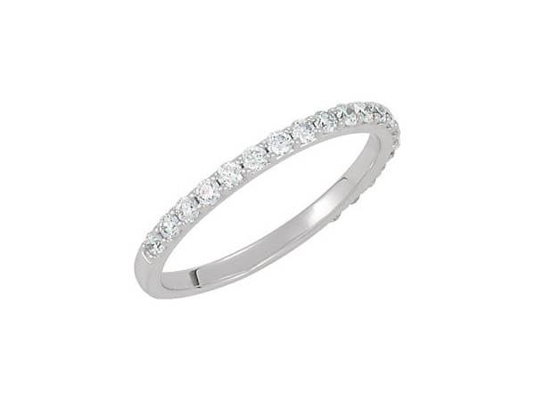 Ladies Wedding Band by Stuller