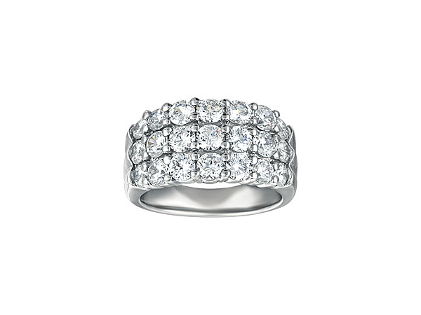 Ladies Wedding Band by True Romance