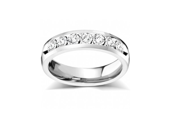 Anniversary Ring by Crown Ring
