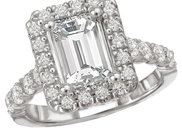 Engagement Rings by Romance Diamond