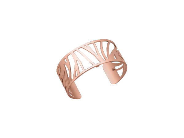 Perroquet 25mm Rose Gold Finish Bracelet by Les Georgettes