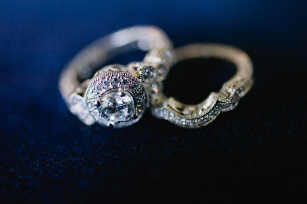 Gorgeous Affordable Vintage Engagement Ring Styles