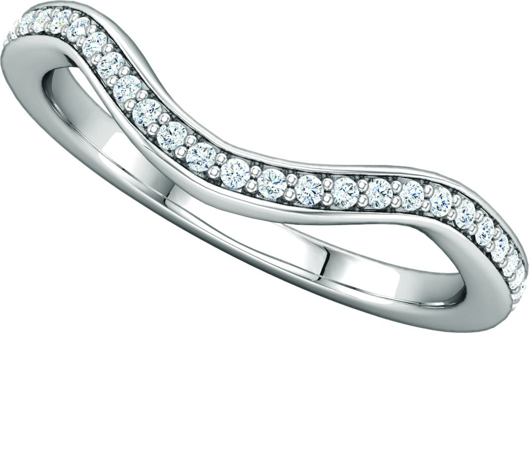 Tips On Paring Engagement Rings With Wedding Bands
